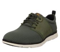 Sneaker 'Kilington' khaki / smaragd