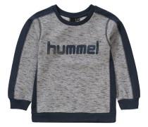 Sweatshirt 'mandrup' für Jungen graumeliert