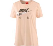 T-Shirt 'women NSW TEE Air' pfirsich