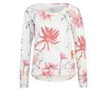 Sweater 'onlAja Ls' rosa / offwhite