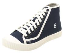 Sneaker High 'rovulc' navy / weiß