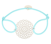 Armband 'Sun' türkis / silber