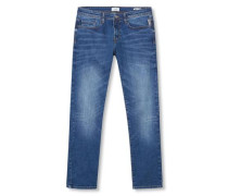 Slim-fit Jeans blue denim