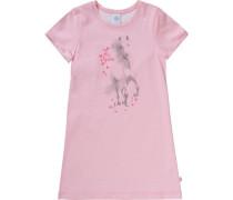 Kinder Nachthemd Pferde rosa