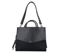 Mia Tan Lge Grab Handtasche 35 cm schwarz