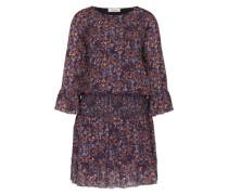 Kleid 'Silvia' dunkelblau / lila