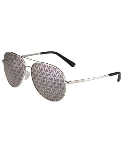 Sonnenbrille 'kendall' silber