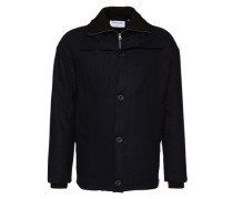 Harrington-Mantel 'Cheuck' schwarz