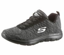 Sneaker 'Flex Appeal 2.0' anthrazit / schwarzmeliert