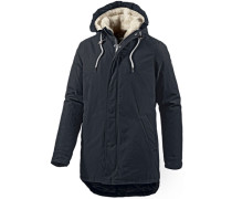 Mr Smith Outdoorjacke Herren blau