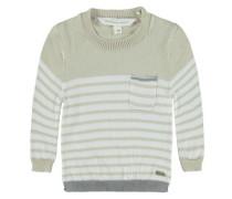 Pullover schilf / weiß
