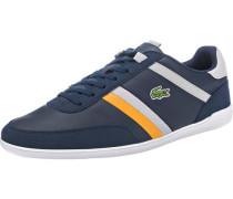 Sneakers 'Giron 117 1' navy / orange / weiß