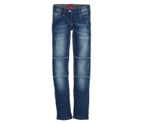 Suri: Jeans mit Destroyes blau