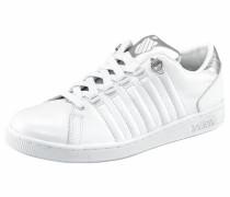 Sneaker 'Lozan III TT Metallic' silber / weiß