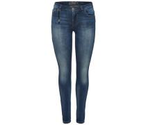 Skinny Fit Jeans Shape reg blau