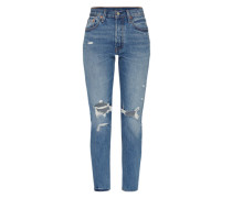 '501' Skinny Denim blau