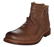 Ankle Boots 'Spoiler' braun