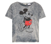 Shirt 'T Mickey Acid' schwarz