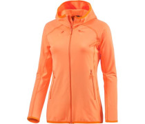 'Limber' Fleecejacke Damen orange