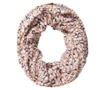 Schlauchschal rosa / weiß