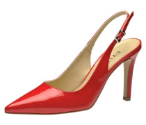 Damen Sling Pumps rot