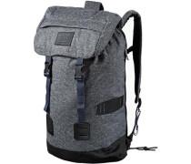 'Womens Tinder Pack' Daypack Rucksack graumeliert / schwarz