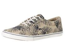 Sneaker beige / marine