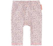 Leggings Heber pink / schwarz