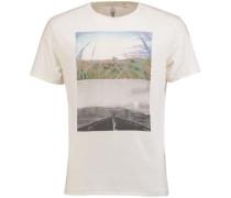 T-shirt 'LM Mul' weiß