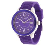 Armbanduhr Es105342006 lila