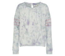 Sweatshirt 'indian Summer' rauchblau
