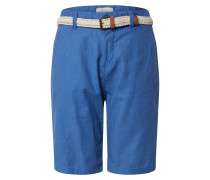 Shorts 'F Basic Co/li' blau