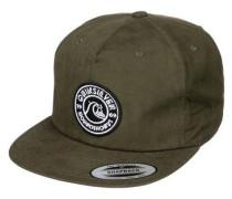 Snapback Cap »Bragnet« grün