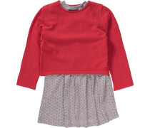 'Kinder Set aus Kleid + Pullover'