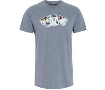 OTW Logo Fill T-Shirt Herren grau
