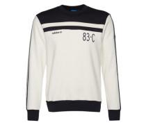 Sweatshirt '83-C' weiß
