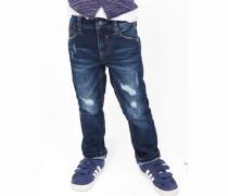 Jeans 'Pelle' blau