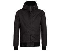 Male Jacket Black Henry Viii schwarz