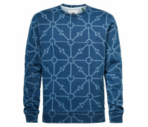Sweatshirt ' Gradient Indigo '