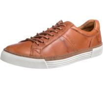 Racket 17 Sneakers Low cognac