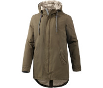 Mr Smith Outdoorjacke Herren grün