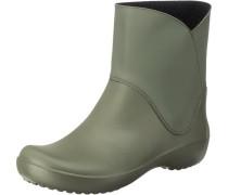 Rainfloe Stiefel grün