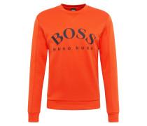 Sweatshirt 'Salbo' orange