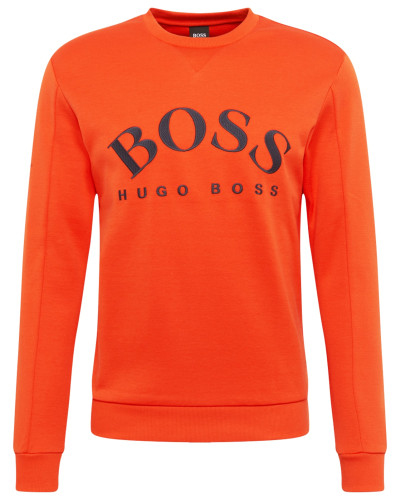 Sweatshirt 'Salbo' orange
