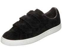 'Basket Strap Soft Premium' Sneaker schwarz / naturweiß