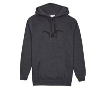Kapuzensweater schwarz