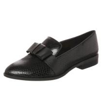 Loafer 'audrianna' schwarz