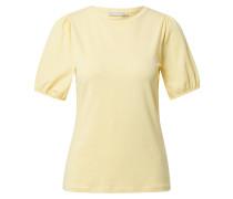 Shirt 'Sabrina' pastellgelb