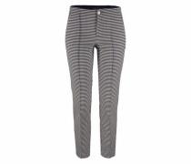 Slim-fit-Jeans »Anna Zip« schwarz