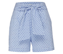 Shorts 'Ashley' blau